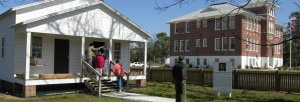 Childhood home of John H. Johnson